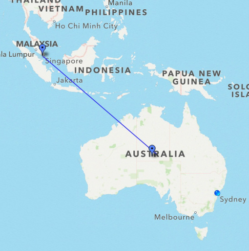 Map australian trade dfat department of foreign affairs and trade gumiabroncs Images
